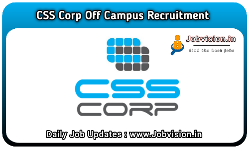 CSS Corp Off Campus Drive 2021