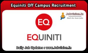 EQUINITI Off Campus Drive