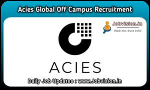 Acies Global Off Campus Drive