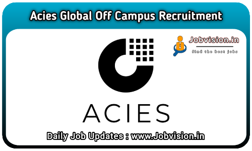 Acies Global Off Campus Drive 2021