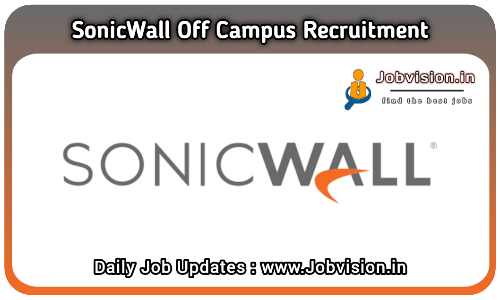 SonicWall Off Campus Drive 2021