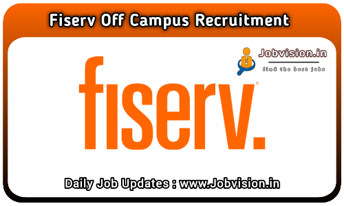 Fiserv Off Campus Drive (2019, 2020, 2021 Batch )
