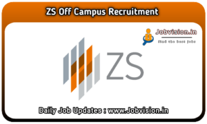 ZS Off Campus Drive