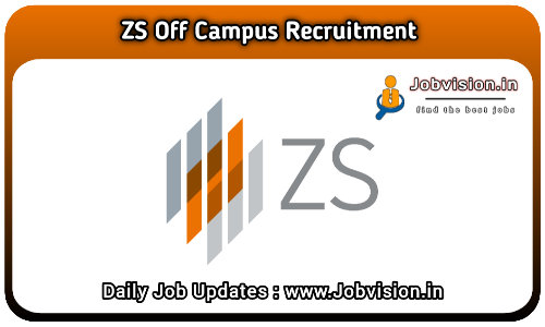 ZS Off Campus Drive 2021