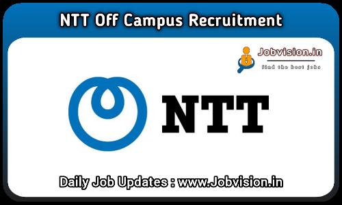 NTT Off Campus Drive 2021