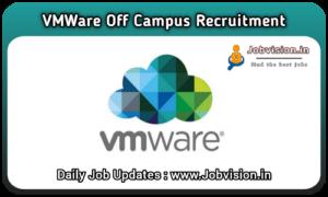 VMWare Recruitment
