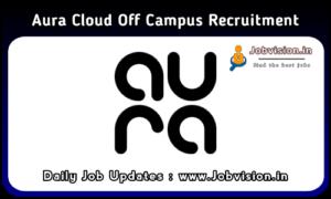 Aura Cloud Off Campus Drive