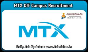 MTX Off Campus Drive