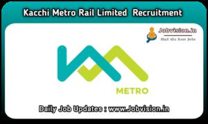 KMRL Recruitment