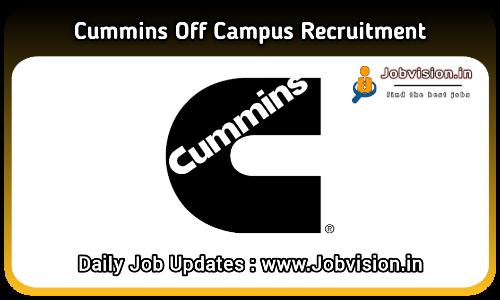 Cummins Off Campus Drive 2021