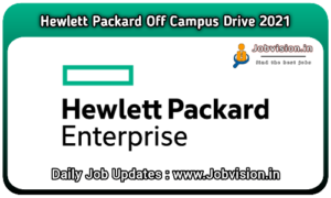 HPE Off Campus Drive