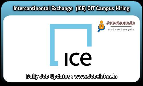 ICE Off Campus Hiring 2021