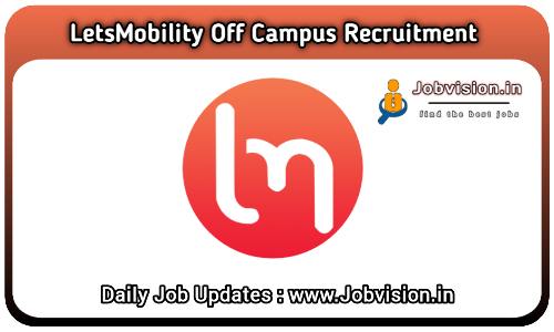 LetsMobility Off Campus Drive 2021