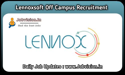 Lennox Software walk-in Drive 2021