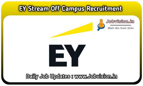 EY Off Campus Drive 2021