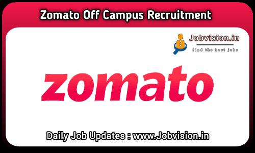 Zomato Internship 2021
