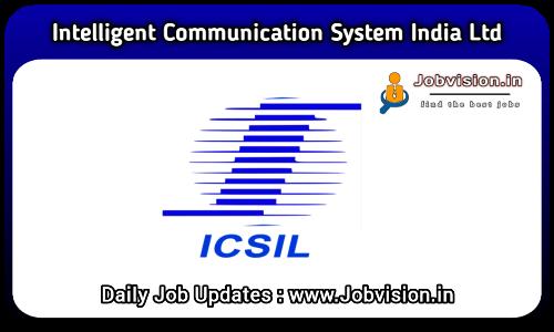 ICSIL DEO Recruitment 2021
