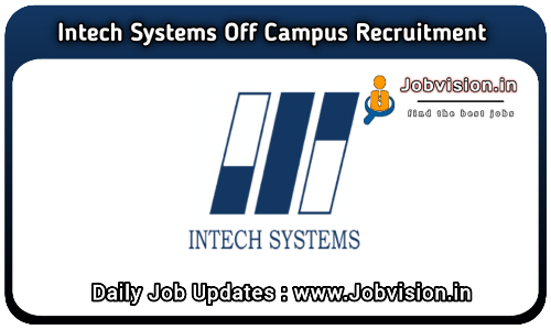 Intech Systems Off Campus Drive 2021