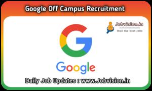 Google Off Campus Drive
