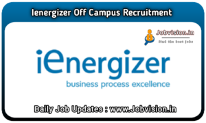 iEnergizer Off Campus Drive
