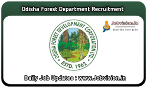 OFDC - Forest Development Recruitment
