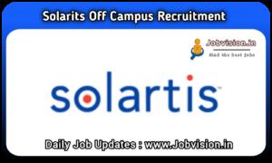 Solartis Off Campus Drive