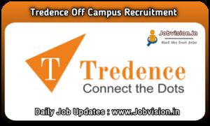 Tredence Off Campus Hiring
