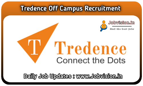 Tredence Off Campus Drive 2021