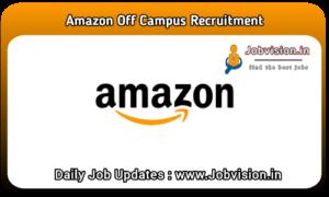 Amazon Off Campus Drivee