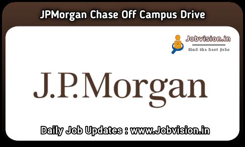 JPMorgan Chase Off Campus Drive 2021
