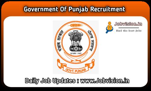 DHFW Punjab Recruitment 2021