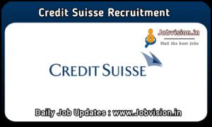 Credit Suisse Off Campus Drive