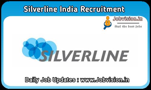 Silverline India Off Campus Hiring 2021