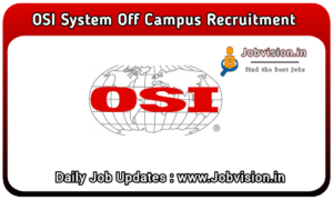 OSI Systems Off Campus Drive