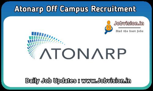 Atonarp Off Campus Drive 2021