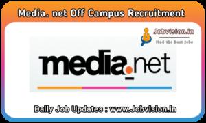 Media.net Off Campus Drive