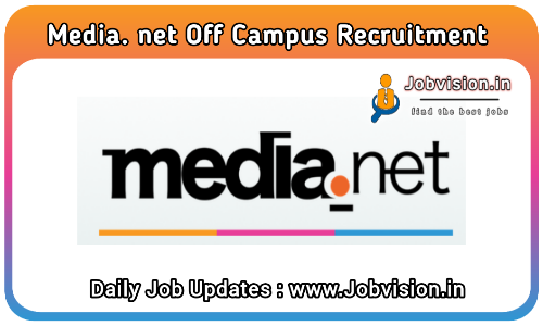 Media.net Off Campus Drive 2021