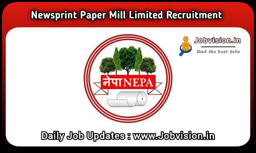 NEPA Limited Recruitment 2021