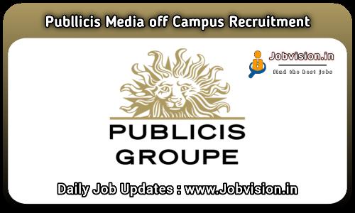 Publicis Media Off Campus Drive 2021