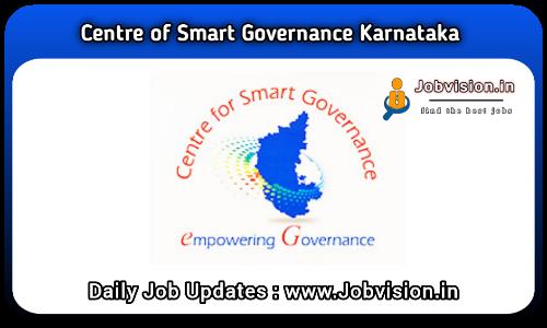 CSG Karnataka Recruitment 2021
