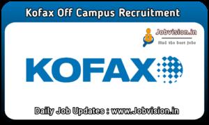 Kofax Off Campus Drive