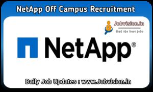 NetApp Off Campus Drive