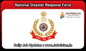 NDRF Recruitment