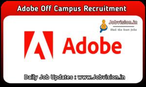 Adobe Off Campus Drive
