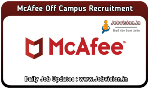 McAfee Off Campus Drive