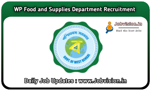 WB Food and Supplies Department Recruitment 2021