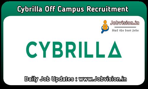 Cybrilla Technologies Off Campus Drive 2021