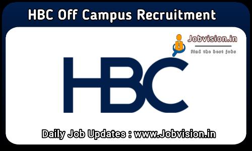 HBC Off Campus Drive 2021