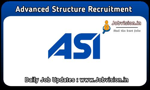 Advanced Structures Recruitment 2021
