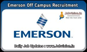 Emerson Off Campus Drive